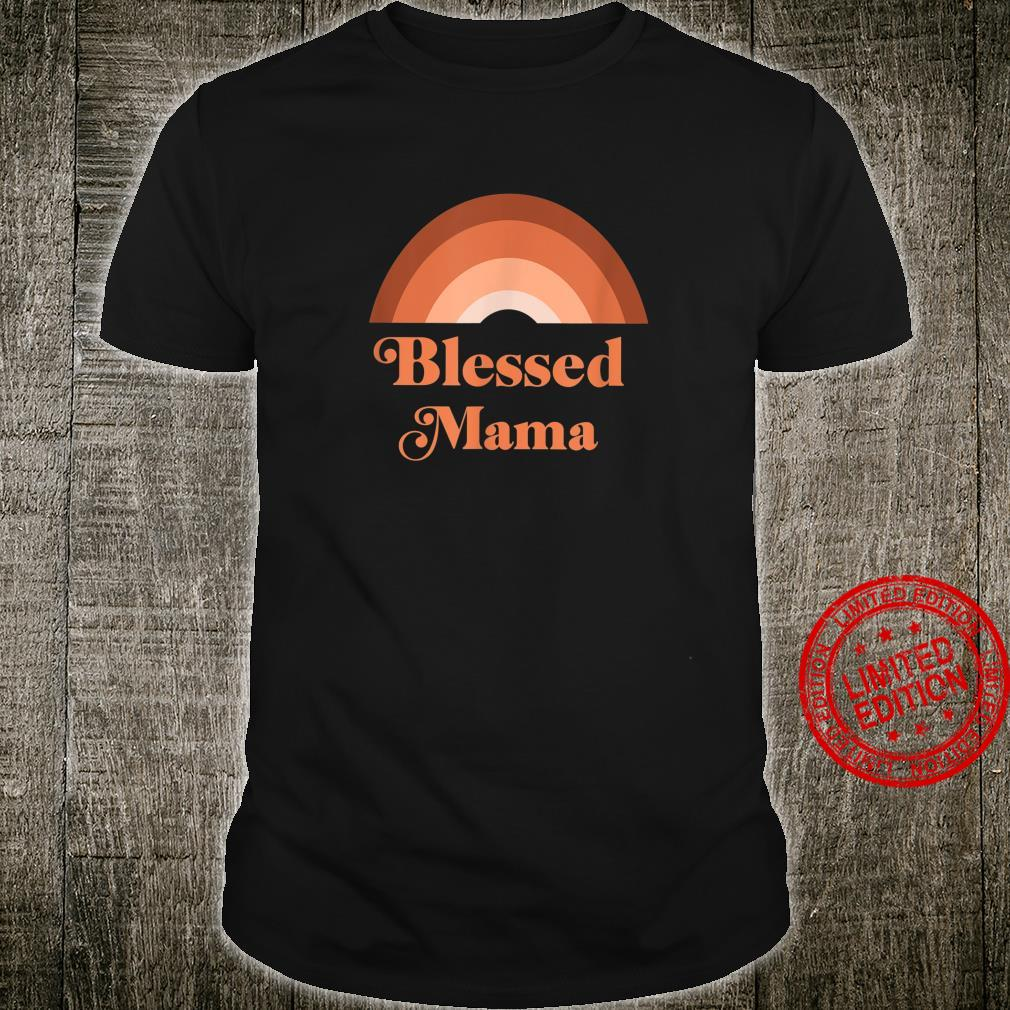 Blessed Mama, Blessed Mom Shirt, Fall Thanksgiving Shirt