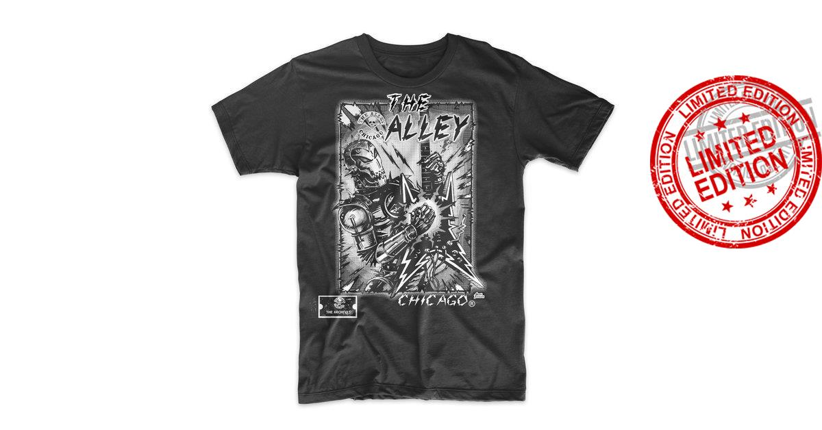 The Alley Chicago Shirt